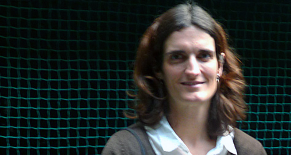 Maritxu Chapelet-Housset, joueuse de pelote