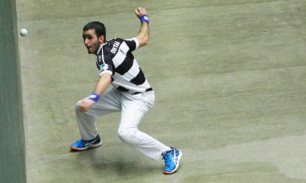 Mathieu Ospital surclasse Bixintxo Bilbao
