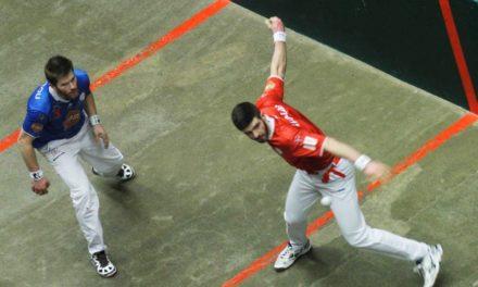 Peio Larralde contre Baptiste Ducassou: le point décisif