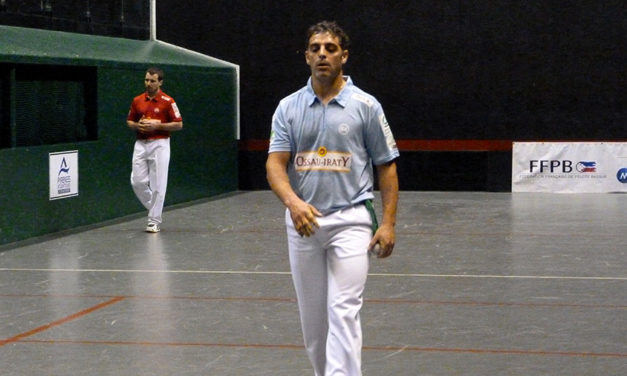 Sylvain Dufourcq champion de France amateur
