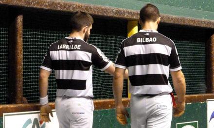 Larralde et Bilbao terminent sur une victoire