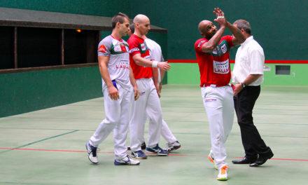 Waltary et Lambert s'en sortent face à Gonzalez et Bilbao