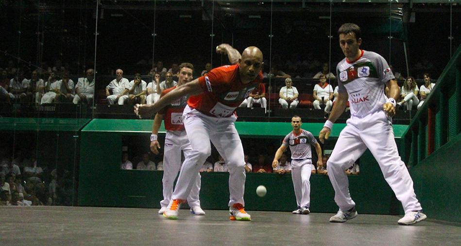 Waltary et guichandut qualifiés pour la finale du Masters de Bayonne
