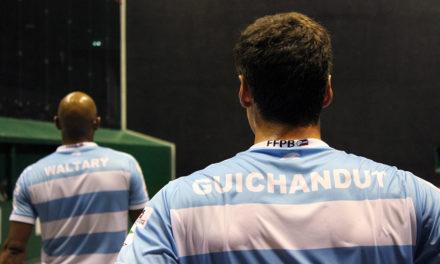 Waltary-Guichandut sans difficulté face à Gonzalez-Bilbao