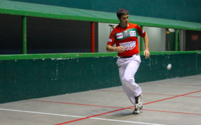 Elgart-De Ezcurra en finale contre Aguirre-Palomes