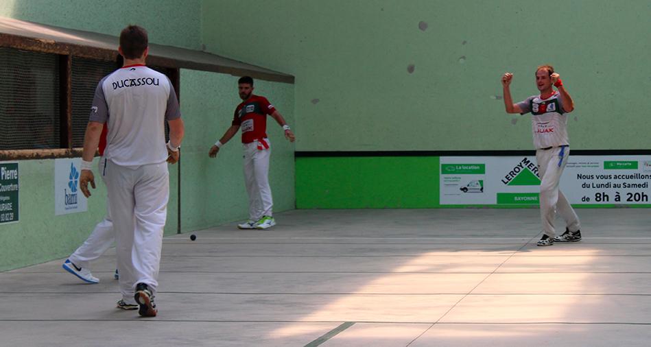 Baptiste Ducassou a remporté le tournoi de Souraide