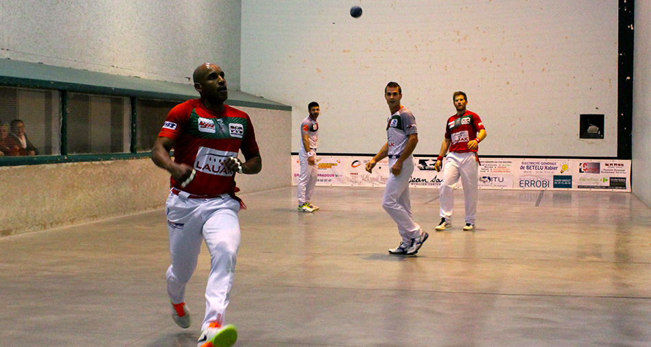 Larralde-Bilbao plus forts que Waltary-Ducassou