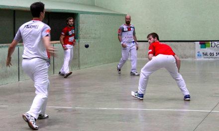Lambert et Palomes rejoignent Ducassou et Larralde en demi-finale