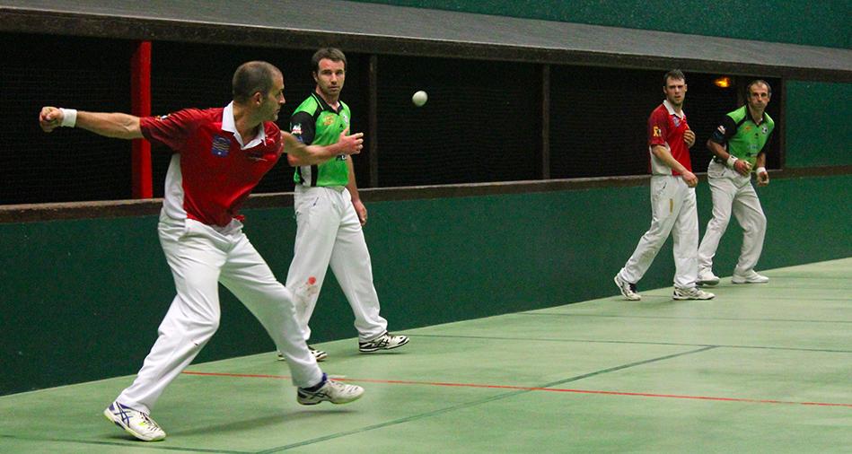 L'étau se resserre en Championnat du Pays Basque