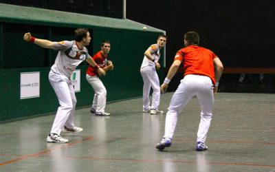 Echeverria et Saint-Paul remportent la finale espoirs