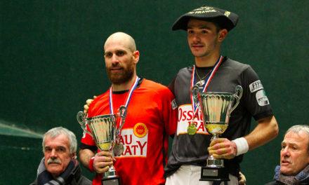 Ion Iturbe champion de France groupe B