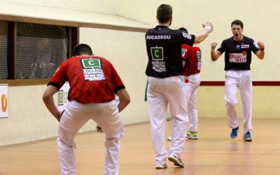 Inchauspé-Ducassou décrochent leur place en demi-finale