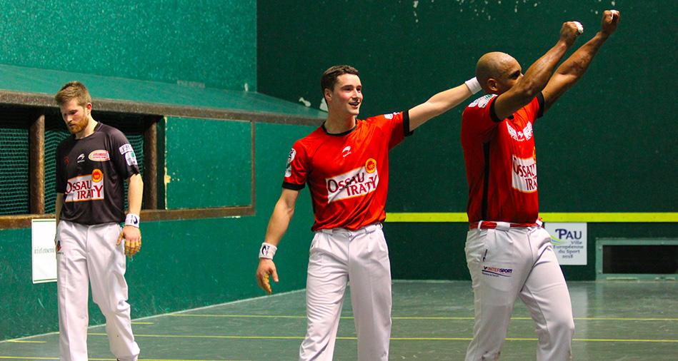 Waltary-Guichandut de nouveau en finale