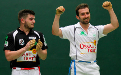 Mickaël Massonde survole la finale
