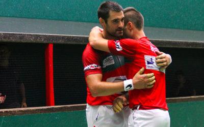 Etchegaray-Bilbao de nouveau en finale