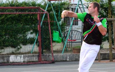 Ibarburu-Laduche en demi-finale du championnat amateur