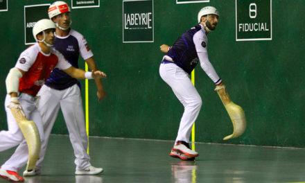 Egiguren-Irastorza rejoignent Olha-Inza en finale