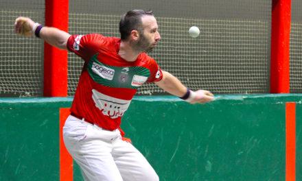Olçomendy-Harismendy joueront contre Monce-Çubiat