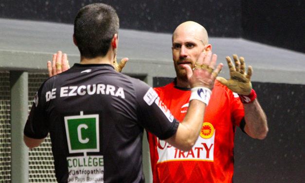 Lambert et Inchauspé se retrouvent en finale