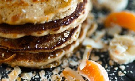 Pancakes sans gluten et sans lactose par Ximun Axiette