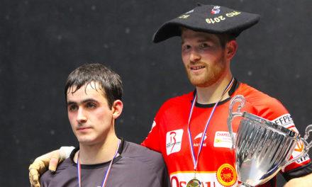 Troisième titre en individuel pour Ducassou