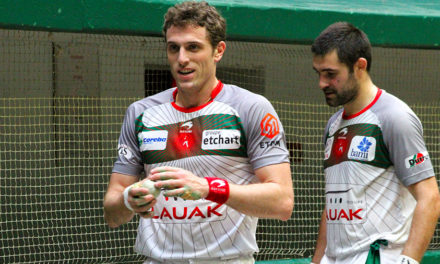 Inchauspé-Etchegaray vainqueurs d'Aguirre-Lambert