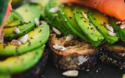 L'avocado toast par Ximun Axiette