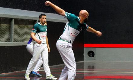 Le Championnat du Pays Basque est lancé