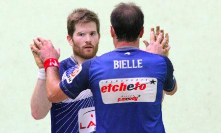 Bielle-Ducassou et Ospital-Lambert en finale à Baigorri