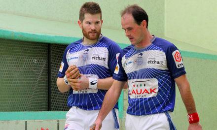 Bielle-Ducassou remportent le tournoi de Baigorri