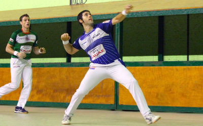 Elgart-Sanchez et Olçomendy-Harismendy en finale