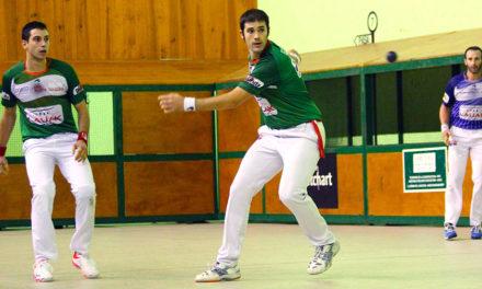 Elgart-Sanchez in extremis à Macaye