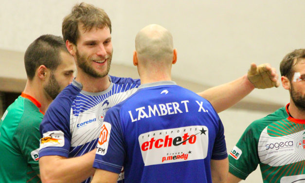 Monce-Lambert s'imposent à Espelette