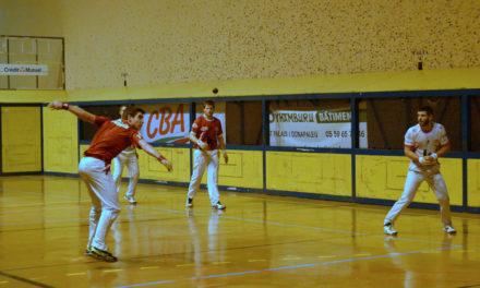 Irribarria et Ducassou relèvent le défi