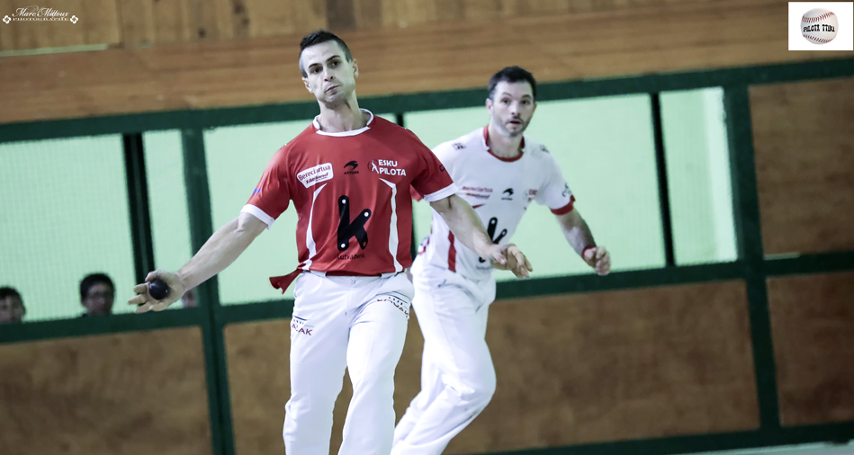 Bixintxo Bilbao renoue avec la victoire