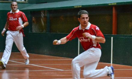 Alcasena et Oçafrain champions du Pays Basque
