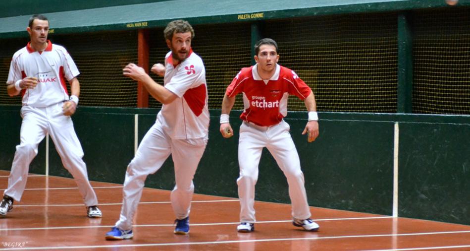 Championnat du Pays Basque tête à tête : le dernier carré