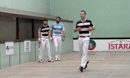 Larralde et Bilbao qualifiés pour les demi-finales