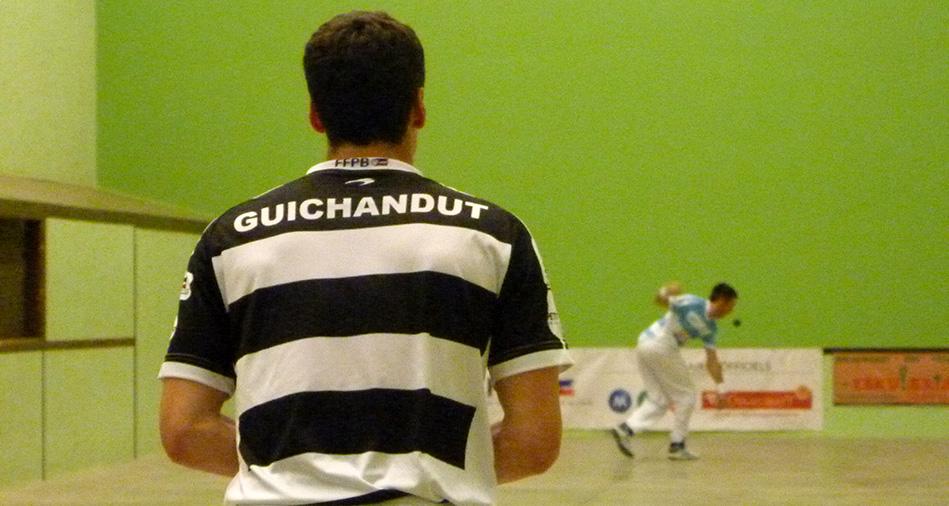 Waltary-Guichandut s'inclinent de peu face à Ospital-Ducassou