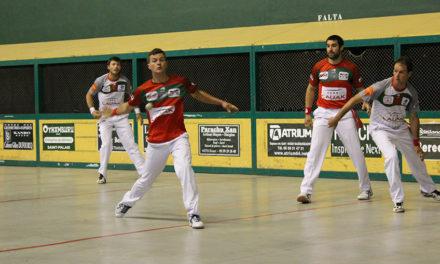 Bielle-Migueltorena en demi-finale à Itxassou