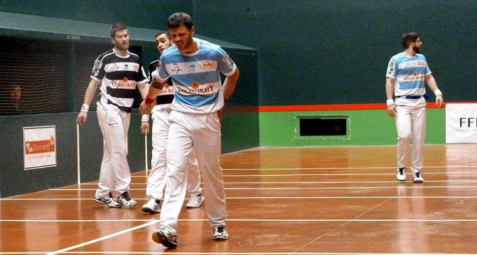 Championnat de France Elite pro de pelote basque par équipes