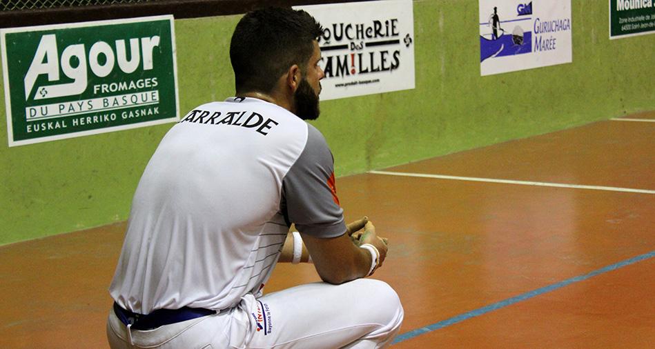 Peio Larralde en quête de sa première victoire