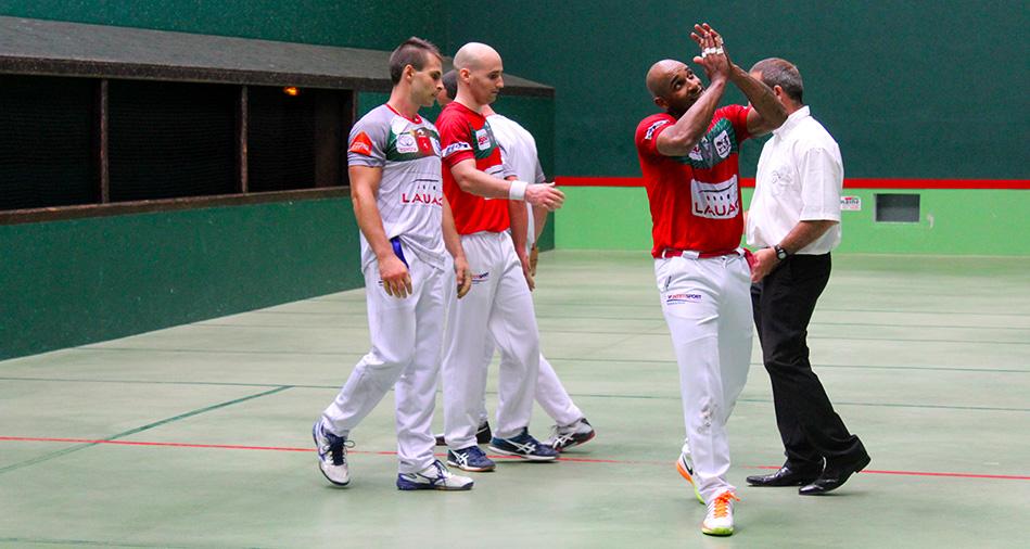 Waltary Agusti est qualifié pour la finale du tournoi Hoberenak