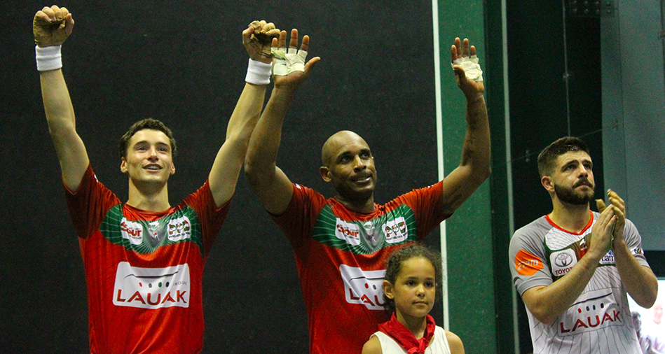 Waltary et Guichandut ont remporté le Masters de Bayonne