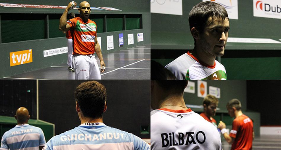 Waltary-Guichandut et Ospital-Bilbao participent au Masters de Bayonne