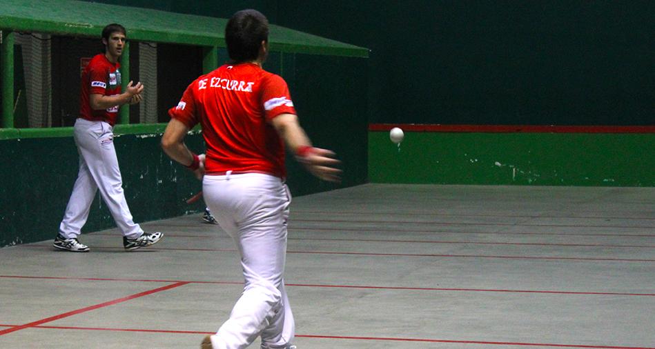 Elgart-De Ezcurra et Aguirre-Palomes en finale à Ascain