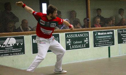 Baptiste Ducassou au 7e ciel
