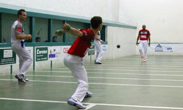 Monce-Ducassou et Waltary-Guichandut en finale à Sare
