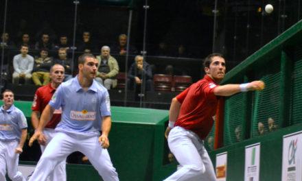 Championnat du Pays Basque: la 1re série entre en jeu