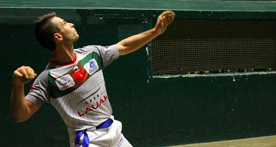 Aguirre-Bilbao l'emportent de justesse au Garat
